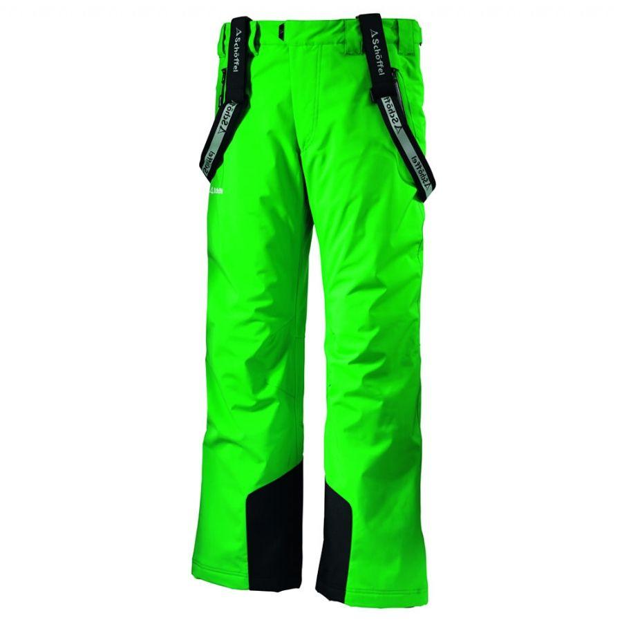 3b5231dee4 Schoffel Irving Dynamic II Stretch Ski Pants for Men in Fern Green ...