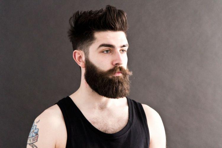Hipster Bart Die Mannlichste Souverane Und Kompromisslose