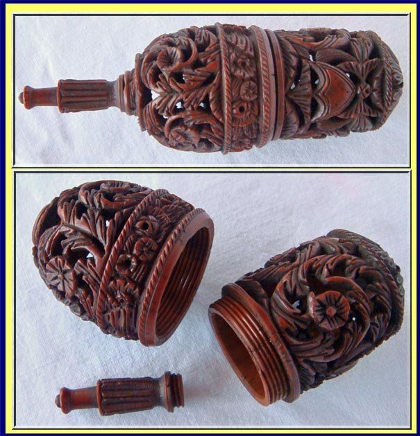 Google Image Result For Http Www Antiques Com Vendor Item Images Ori 417 34296 1886186 Antique French Carved Wood Tab French Antiques Bottle Box Wood Carving