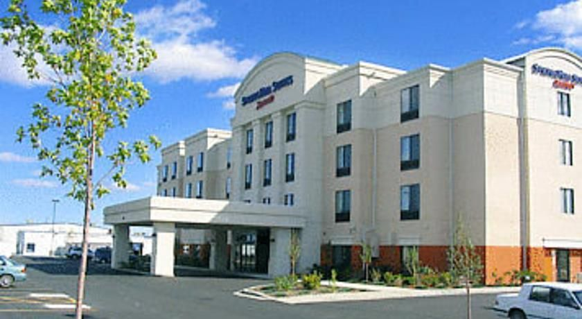 Springhill Suites By Marriott Billings Billings Featuring An