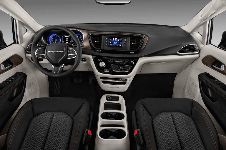The 2019 Chrysler Town Model