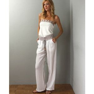Monterey Strapless Jumpsuit | I don't know-what are you wearing ...