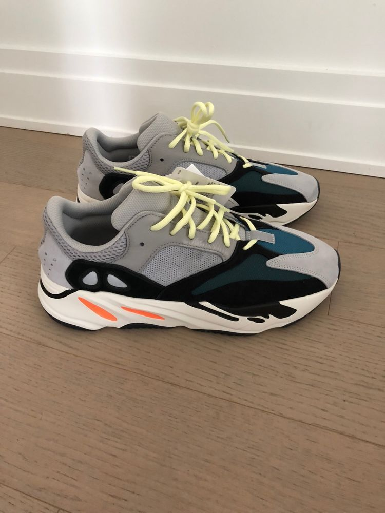 25c9e81728760 adidas Yeezy Wave Runner 700 Solid Grey BNIB Size 12  fashion  clothing   shoes  accessories  mensshoes  athleticshoes  ad (ebay link)