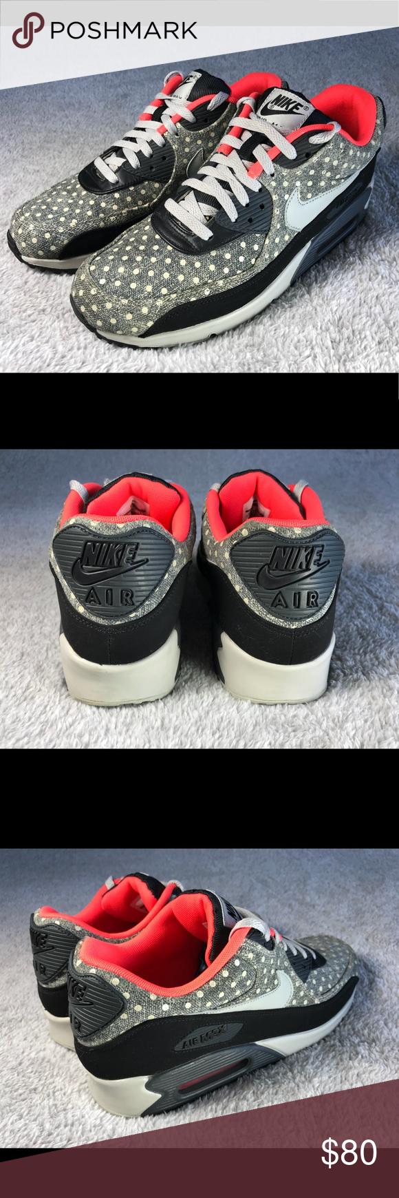 Nike Air Max 90 Leather Premium 'Polka Dot'
