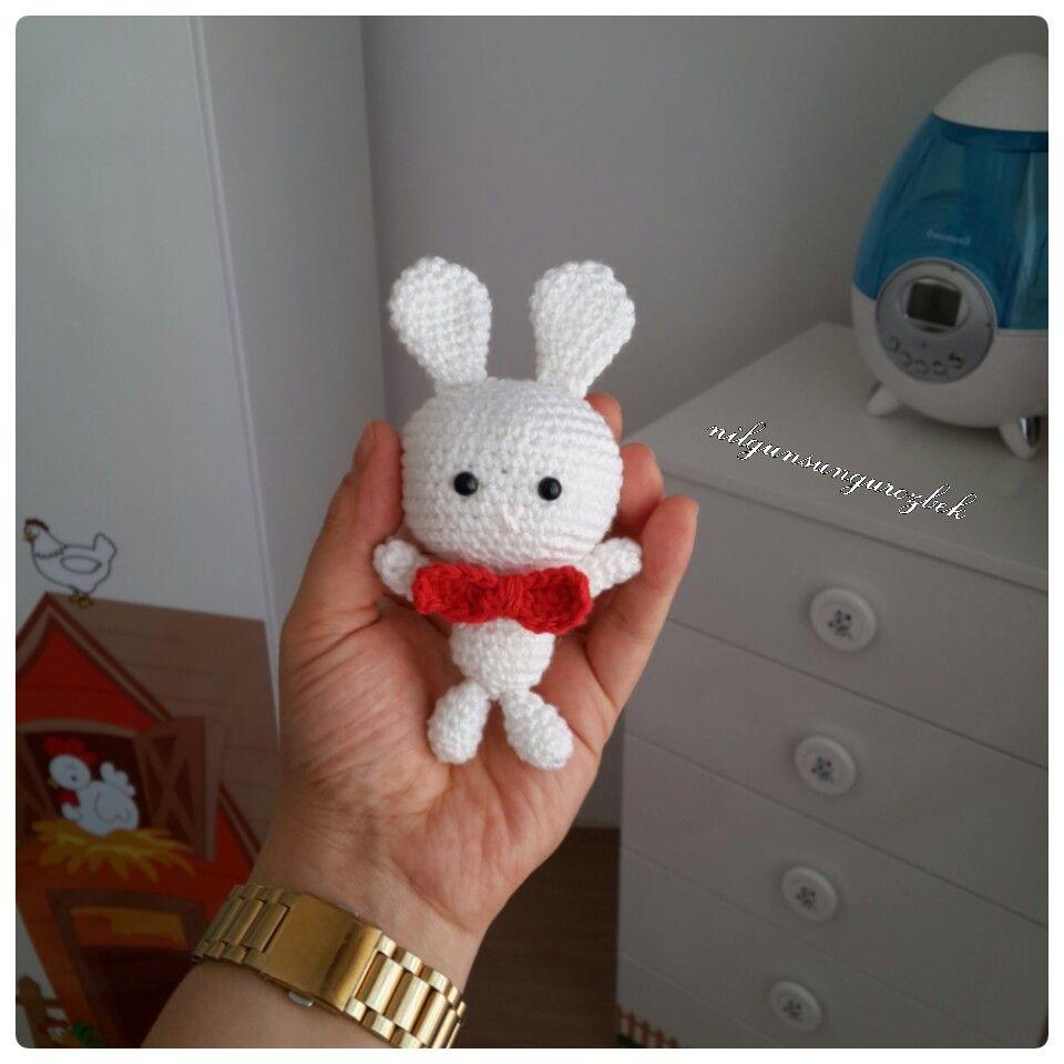 Sevimli tavsancik #bunny #pattern