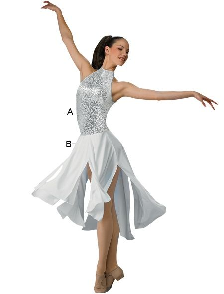 Colorguard dresses uniforms