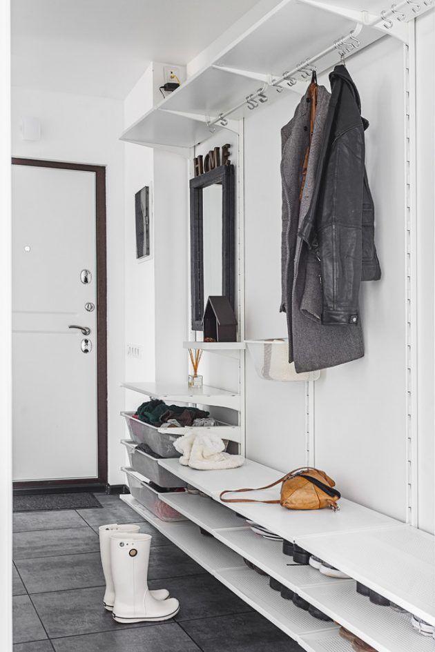 15 Stunning Scandinavian Entry Hall Decor Ideas Youre Going To Love Hall Decor Entry Hall Scandinavian Entryway