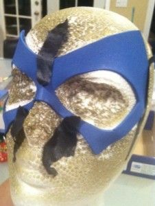 craft foam mask  mold to face shape      Cosplay   Superhero, Mask