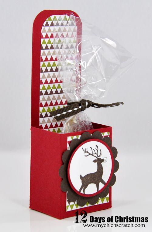 Cute Packaging for Reindeer Food