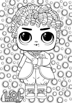 free printable lol surprise oops baby coloring pages 15 in 2020  cute coloring pages baby