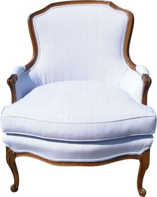 Etonnant Seersucker Chair, Love Chairs Using This Fabric