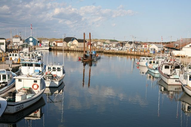 north lake harbour PEI