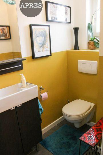 Renovation Appartement 6 Exemples Avant Apres Renovation Appartement Relooking Toilettes Deco Toilettes