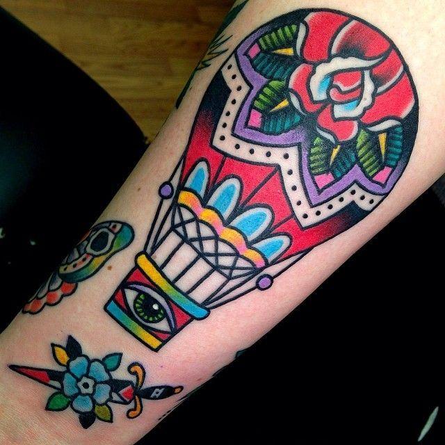 neo traditional disney tattoo - Google Search