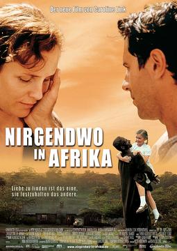 Nowhere in Africa Filmes, Cartazes de filmes, X filmes