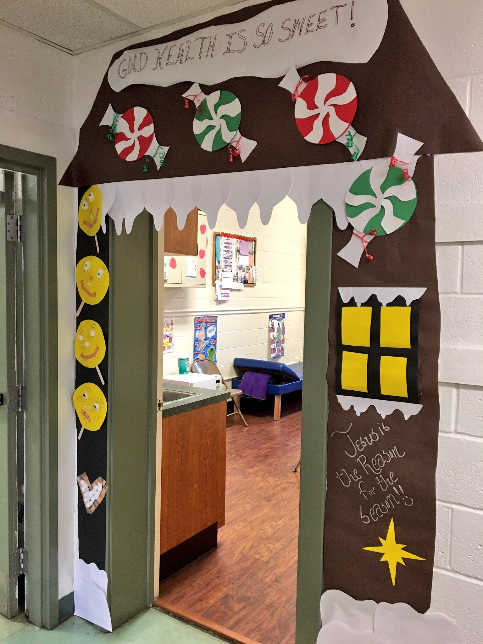 School Nurses Office Christmas With Images