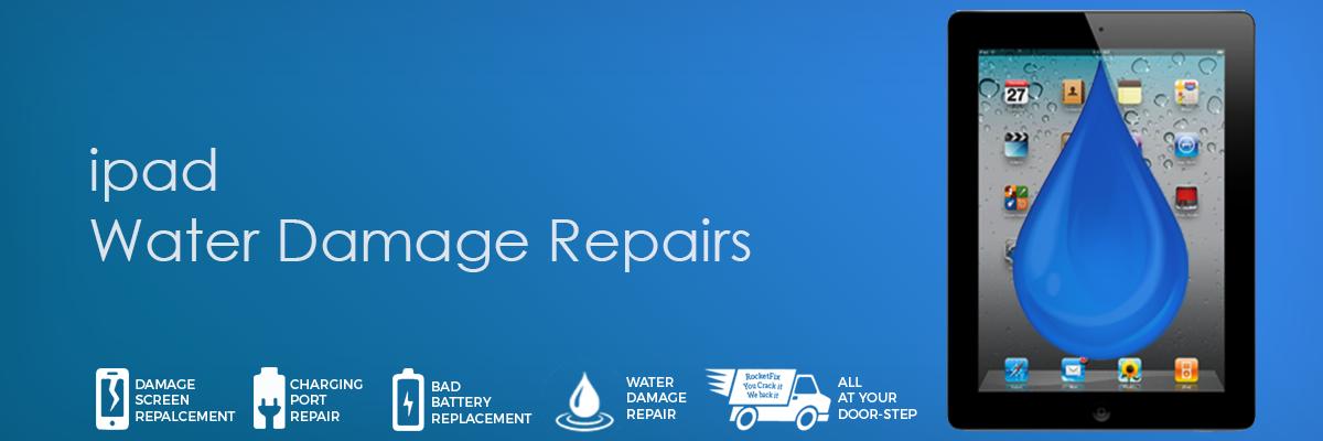 iPad Water Damage Repairs Rocketfix. iphone apple