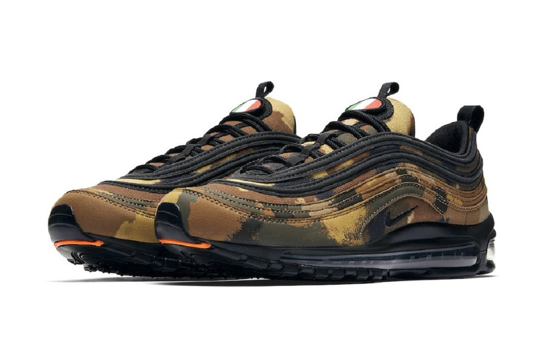 Japan Gets Added To The Nike Air Max 97 Country Camo Pack Nike Air Max Air Max Air Max 97