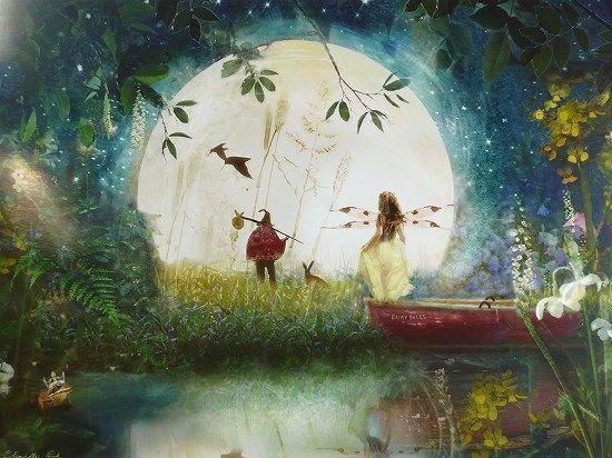 Fairies at play!