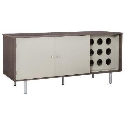 TOO By Blu Dot Cuvée Wine Cabinet Sideboard Cadenza @ Target $150
