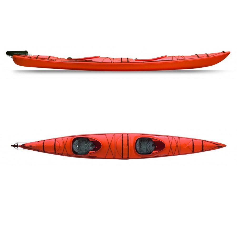 Used Tandem Kayak | Wilderness Systems North Star Tandem