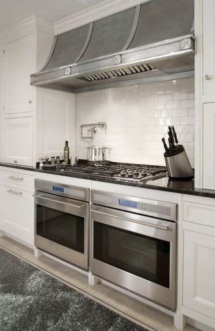 Kitchen Design Layout Double Oven Range Hoods 59 Ideas Double