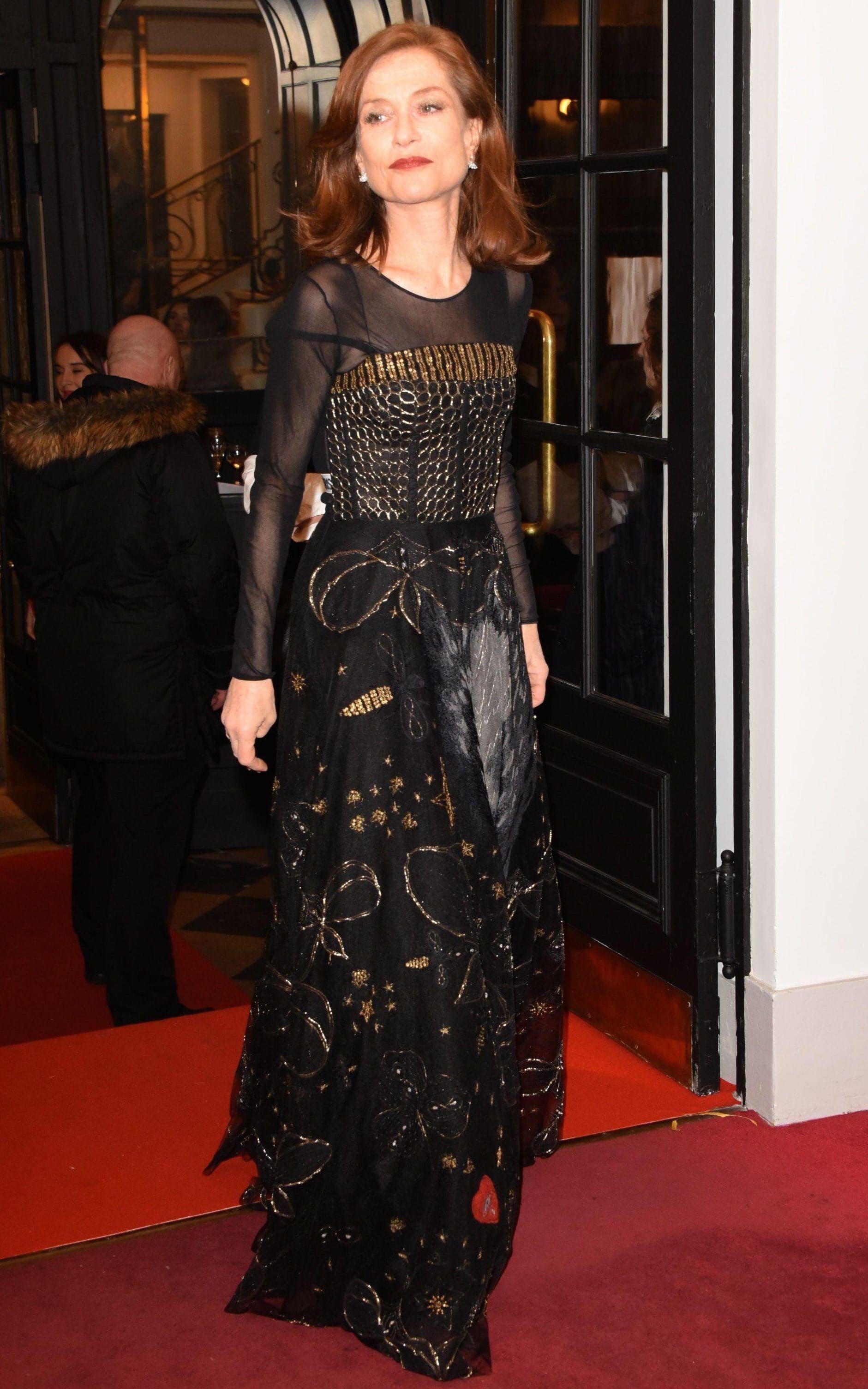 As Elle Is Released In Cinemas Look Back Isabelle Huppert S
