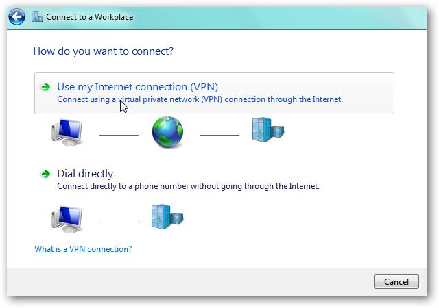 How To Set Vpn Server Address