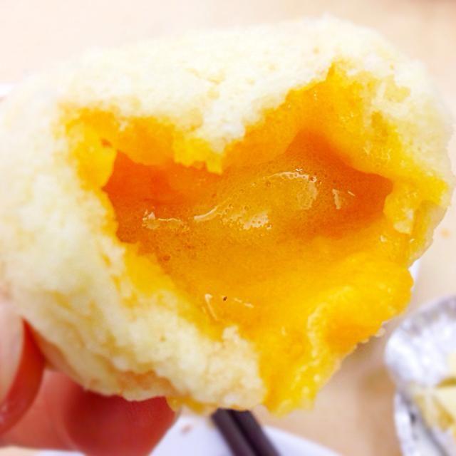 レシピとお料理がひらめくSnapDish - 2件のもぐもぐ - Dim Sum - 流沙包 Flowy custard bun by coxiella24
