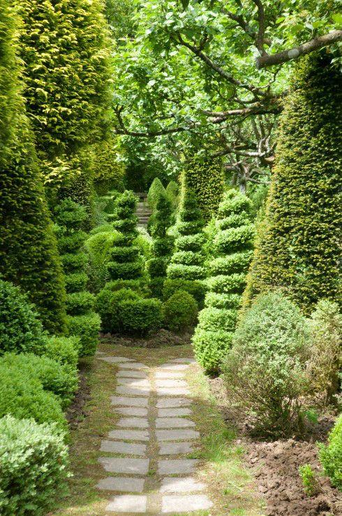 Jardins des Sericourt