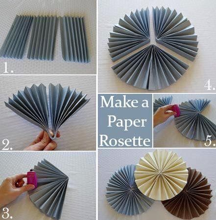 Party Paper Crafts