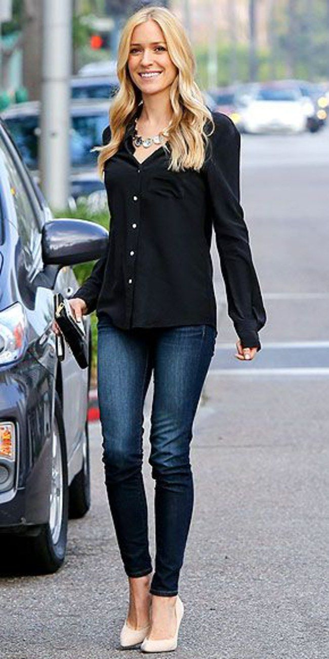 Black Shirt outfits - ready to copy! #black #shirt #outfits ...