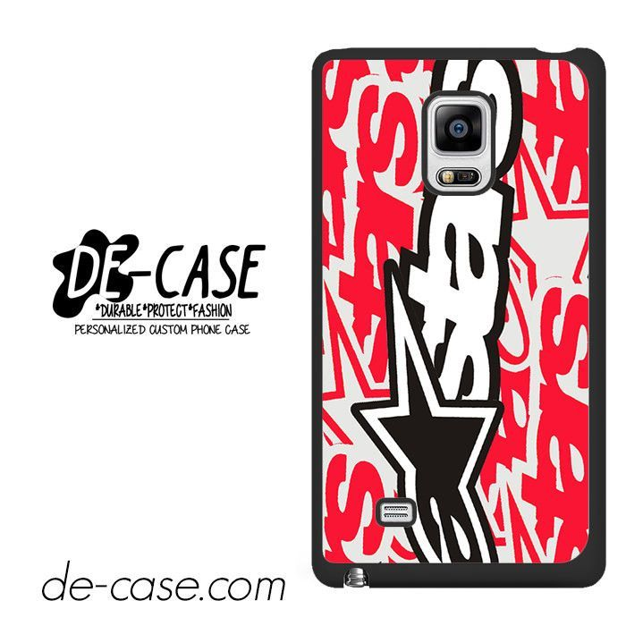 Alpine Star Red Cool DEAL-655 Samsung Phonecase Cover For Samsung Galaxy Note Edge