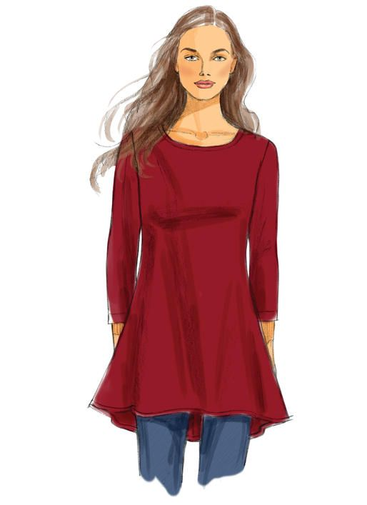 50e879de B5954 | Patterns | Pinterest | Sewing patterns, Sewing and Tunic ...
