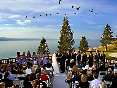 Edgewood Tahoe Golf Course And Lodge Tahoe Wedding Location Nv 89449 Here Comes The Guide Edgewood Tahoe Lake Tahoe Weddings South Lake Tahoe Weddings
