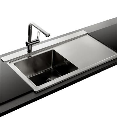 Évier Planar 8 Inox u2013 Franke Sinks, Kitchens and Interiors