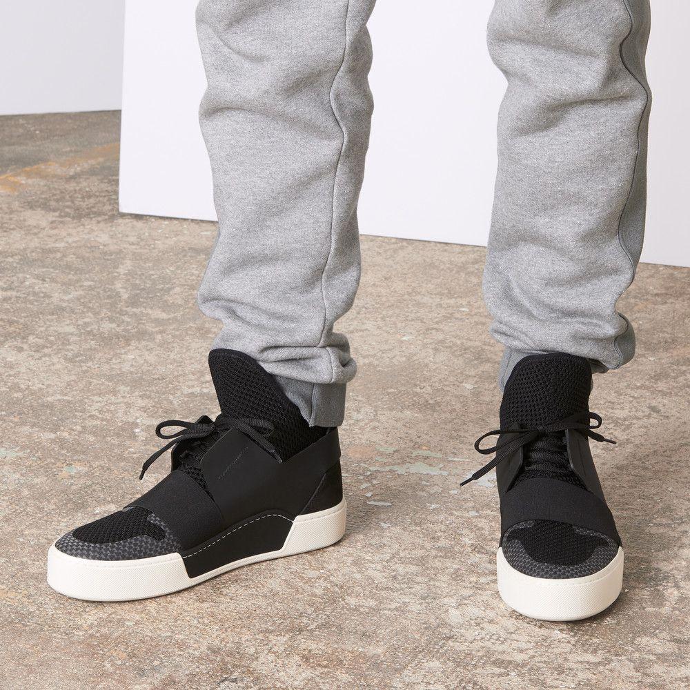 check-out 49697 8317e Balenciaga Sneakers Hautes Elastic 465 EUR. $595 at Barneys ...