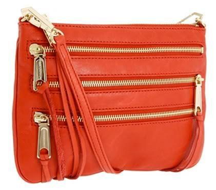 Rebecca Minkoff Zipper Rocker Bag