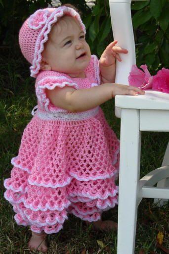 Kız Bebekler İçin Bol Model Örgü Modelleri    wwwcanimanne - free bol
