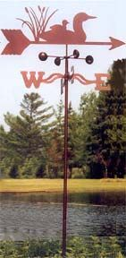 EZ Weathervane Garden Stake Mount