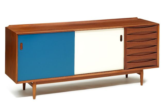 Credenza Industrial Fai Da Te : Arne vodder. via mid centuria atomic age for my sons room