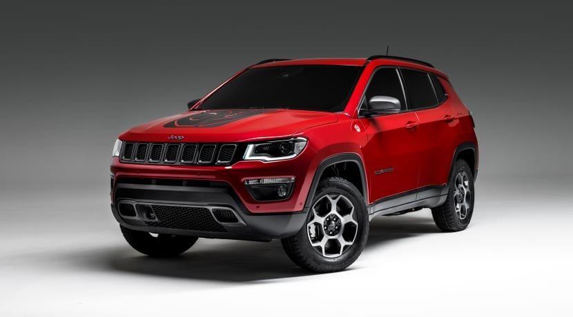 Los Jeep Compass Y Renegade Phev Podrian Venderse En Eeuu Jeep