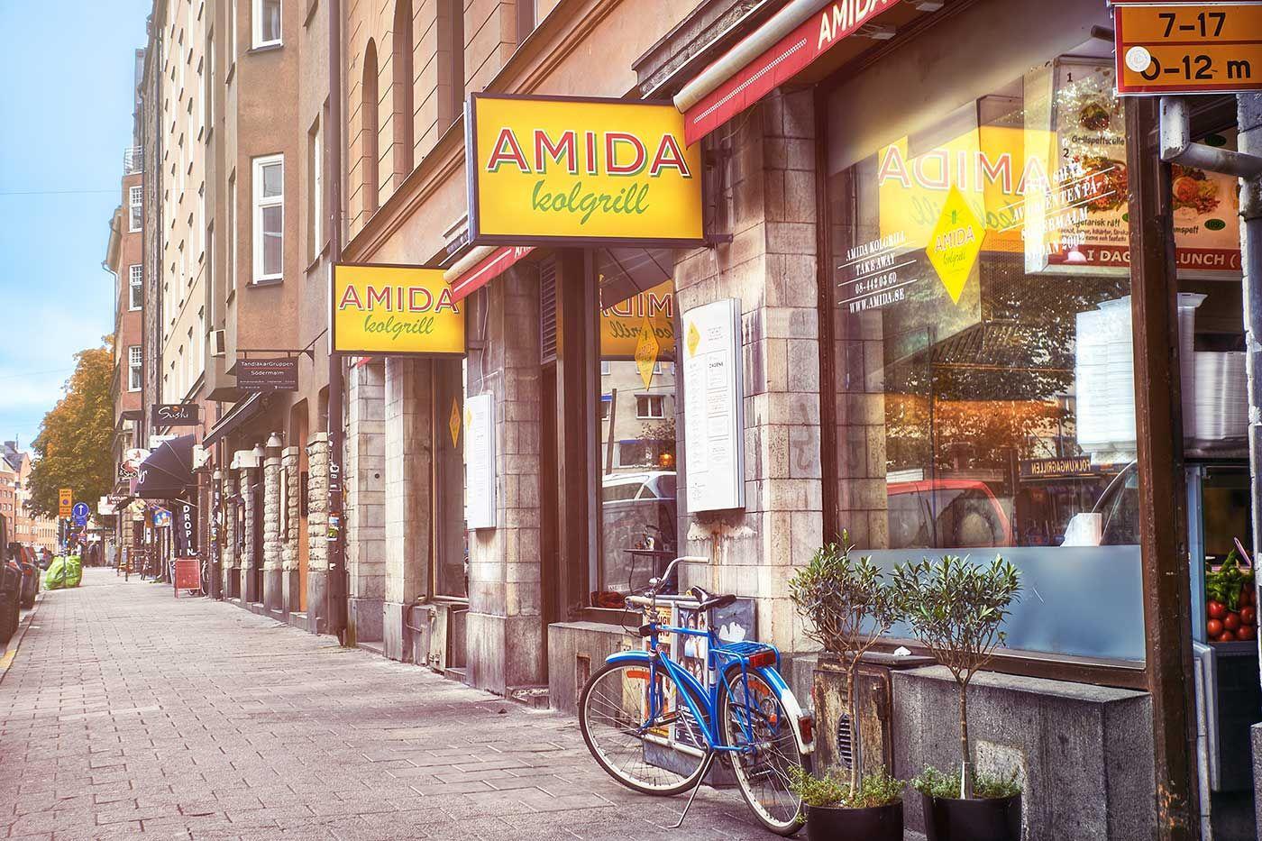 Amida i Södermalm, Kungens Kurva, Sollentuna & Sundbyberg