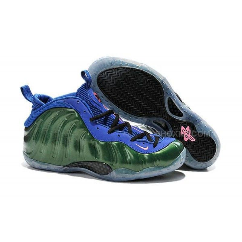Kaufen Air Foamposite One Royal Rot Blau Metallisch
