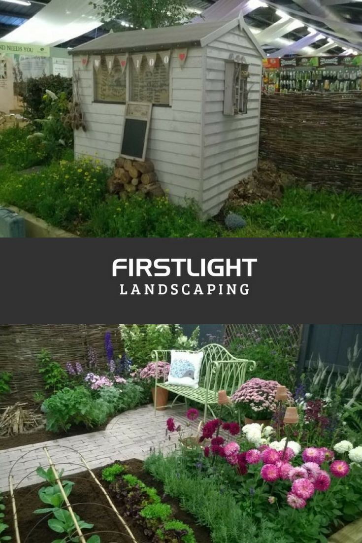 Designed by Tracy Foster built by FirstLight Landscaping ...