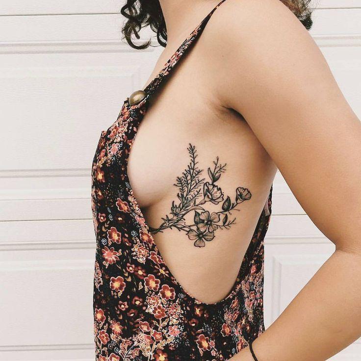 Hidden Tattoo Ideas Popsugar Beauty Tatowierungen Pinterest