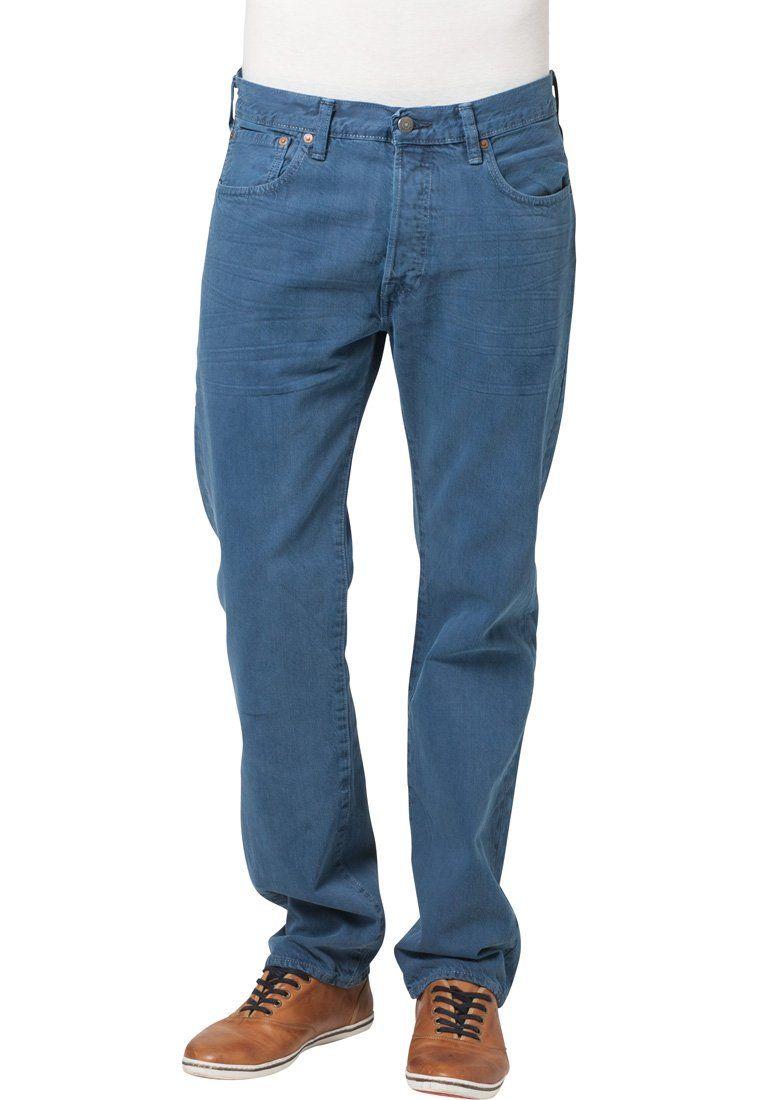 Levi's® - 501® LEVI'S ORIGINAL FIT - Straight leg -farkut - sininen