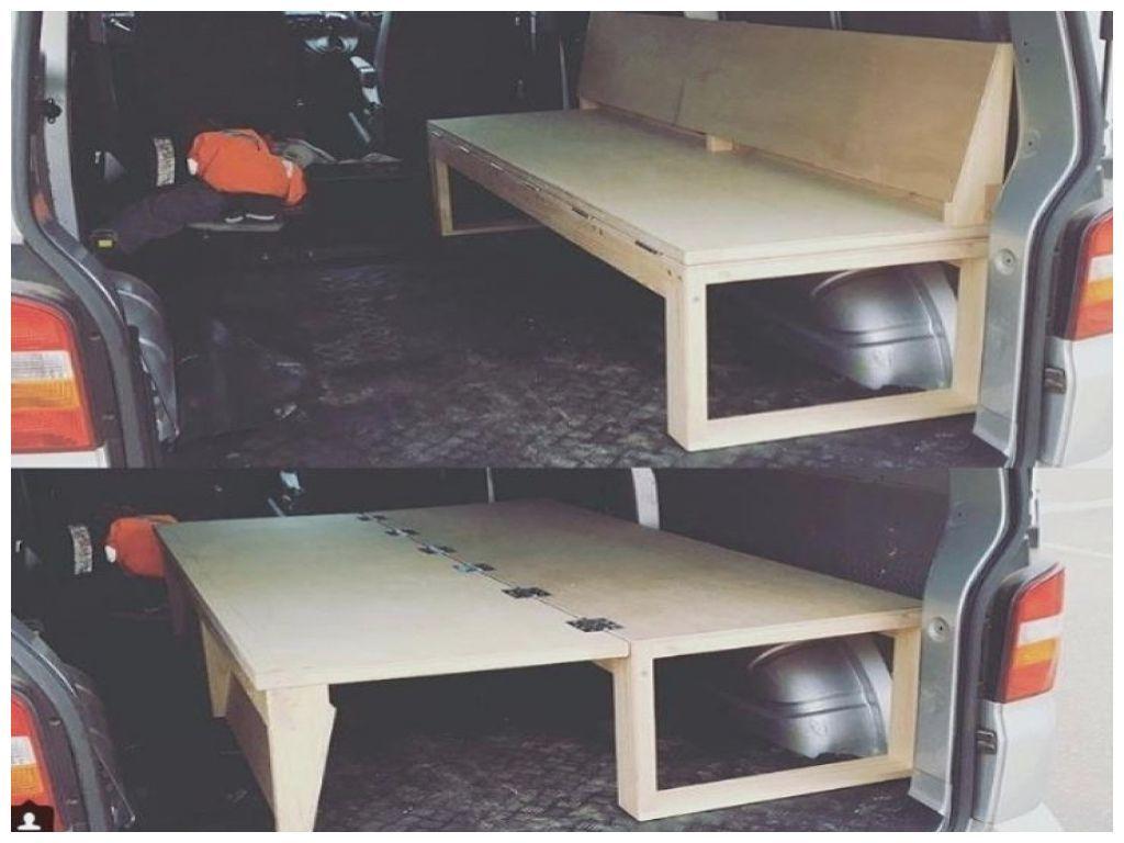 Camping Bett Selber Bauen - Bett Ideen  Bett selber bauen