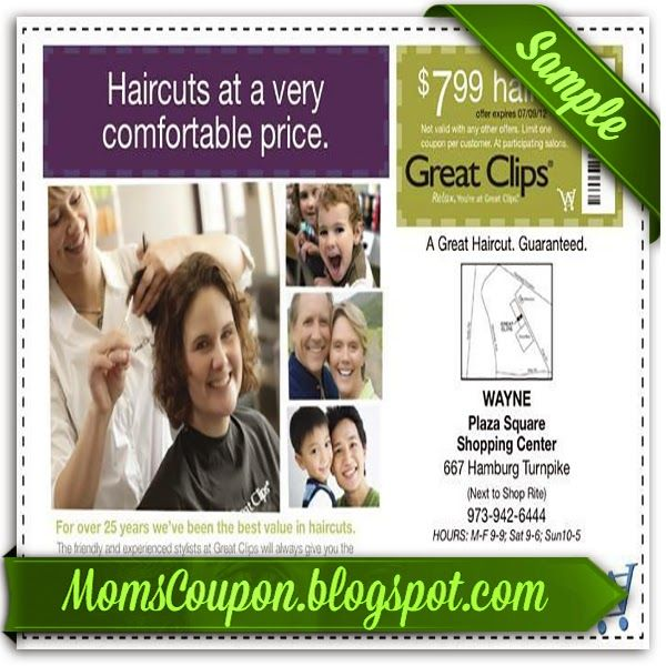Free Printable Sports Clips Coupons February 2015 Local Coupons