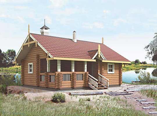 Casa prefabricada de madera casas caribe casas for Casas prefabricadas piedra
